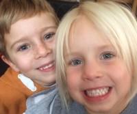 Oscar and Caitlyn x
