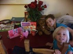 My Valentine Treats xox